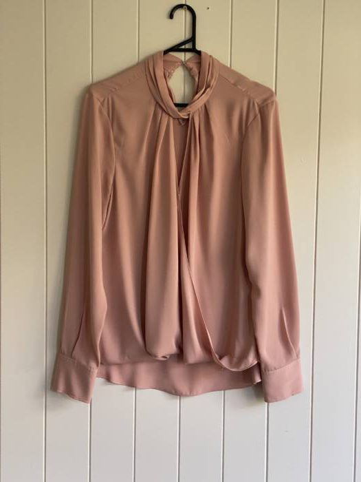 22. Witchery Long-sleeve Blouse