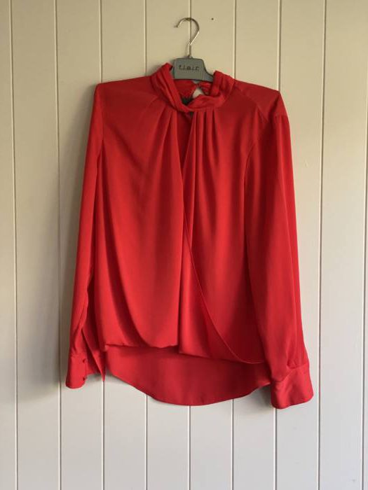 2. Witchery Blouse