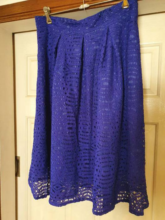 Dorothy Perkins Lace Skirt