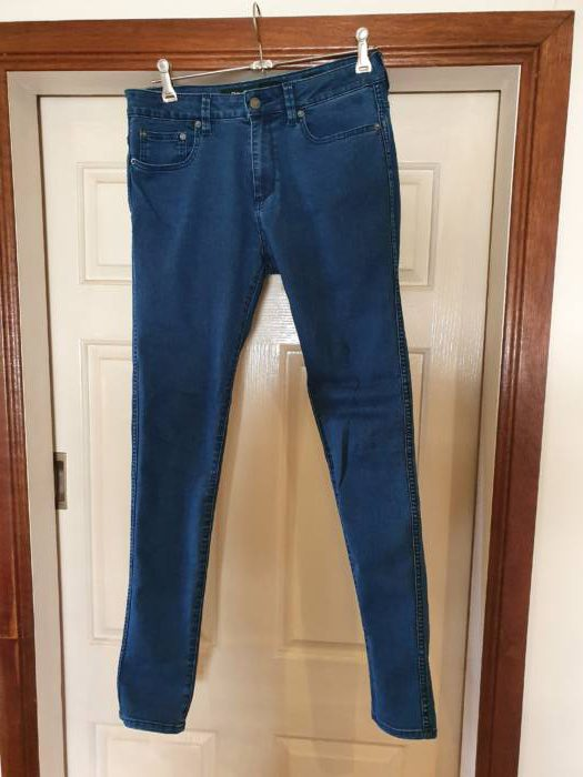 Riders by Lee Mid Skinny Jeans