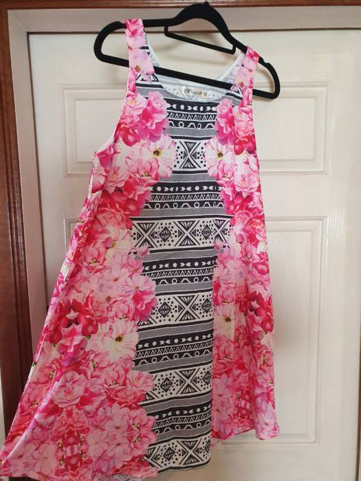 Miracle Floral Summer Dress
