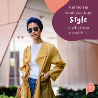 Style comes from within, not from what you've bought. Shop second-hand clothing to build an affordable, eco-friendly wardrobe that remains true to your style rather than following the trends of fast fashion.  #PopulaceThreads #FastFashion #EcoFriendly #AfordableClothing #Secondhand #StyleTips #Fashion #ShopSwapSell #ResaleisthenewRetail #Trending #CircularFashion