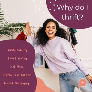 We choose second-hand because it helps fight fast fashion! What is your reason for thrift?  #PopulaceThreads #OneStopShop #ShopSwapSell #ResaleTherapy #ResaleisthenewRetail #SustainableShopping #CircularEconomy #FashionForward  #SecondHand #Fashion #FashionFacts
