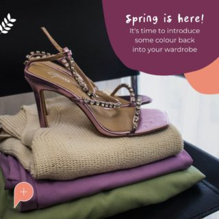 What colours are you planning to wear this spring? Make sure to check out the Populace Threads wardrobe for a sustainable way to rebuild your wardrobe throughout the seasons 🥰   #PopulaceThreads #PopulaceWardrobe #ResaleIsTheNewRetail #OneStopShop #ResaleTherapy #ShopSwapSell #Upcycle #SecondHand #ThereIsNoPlanetB