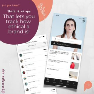 Have you ever wished there could be an App that rates brands based on their environmental impact? Well, there is! The @goodonyou_app lets you check which brands are ethical.  Tell a story with your purchasing power and encourage brands to take responsibility for the impact they have on the world. #WearTheChangeYouWantToSee  #PopulaceThreads #SustainableShopping #Resaleisthenewretail #onestopshop #ChooseSustainable #GoodOnYou #EthicalBrands #ResaleTherapy