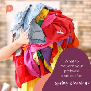 """As the great Sharpay Evan's once said, """"it's out with the old, and in with the new"""". It's time to start the long-dreaded spring cleaning and tackle the mountains of clothing that have formed in your closet. Populace Threads takes away the hassle of figuring out what to do with your preloved clothing by allowing you to sell or swap your apparel online. Head to our website to set up your vendor store today!  Closet clear-outs don't seem so scary now! 🤩  #SwapShopSell #SecondHand #PopulaceThreads #SpringCleaning #ResaleIsTheNewRetail"""