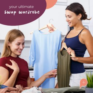 Who doesn't love sharing clothes amongst friends! Now you can swap clothes from virtually anywhere through Populace Threads. Simply upload your second-hand goodies to the Populace Threads swap wardrobe to receive a credit that can be traded for anything in the swap wardrobe. Yes, you heard us; ANYTHING!   How amazing is that 😍 Head to our website to set up your vendor store - happy swapping.  #PopulaceThreads #PopulaceWardrobe #OneStopShop #ResaleTherapy #ShopSwapSell #Sustainability #ProtectThePlanet #CircularFashion #Australia #Upcycle #OOTD #StyleReels #FashionReels #ootdreels #discoverunder20k #mystyle #SecondHandSeptember